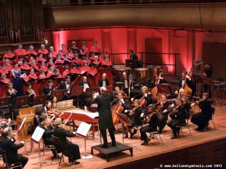 Arrangement: Holland Symfonia Kerstconcert (2011)